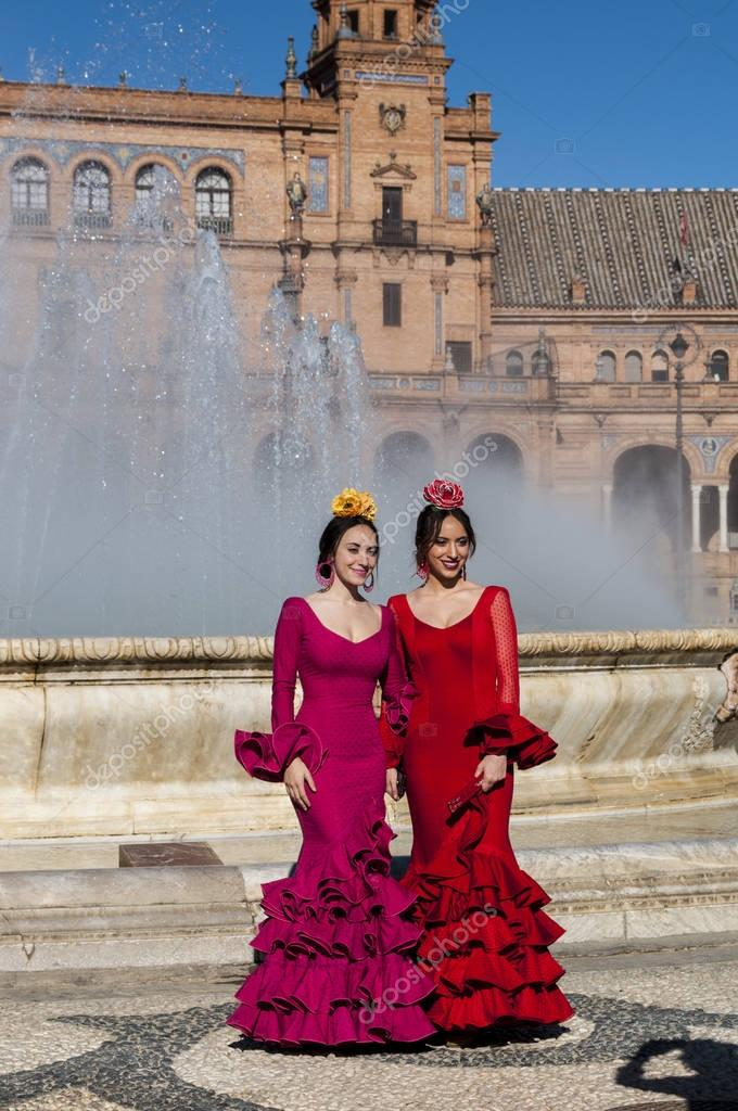 seville girls My favourite destination was the plaza de dona elvira, one of the most beautiful squares in seville.