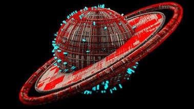 Space Station, spaceship, Cities of the Future, Science Fiction, Sci-Fi, Parallel Plates, Urban Centers, Housing Units, Space