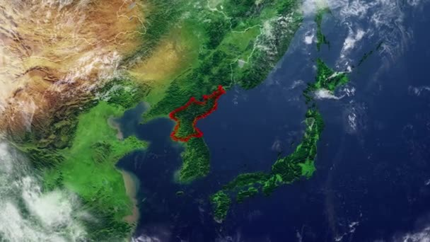 Map Of Asia Video.North Korea Map And Border Physical Map Asia East Asia Map With