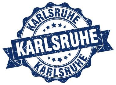Karlsruhe round ribbon seal