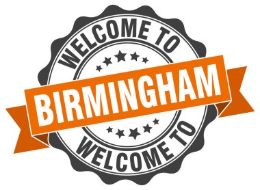 Birmingham round ribbon seal