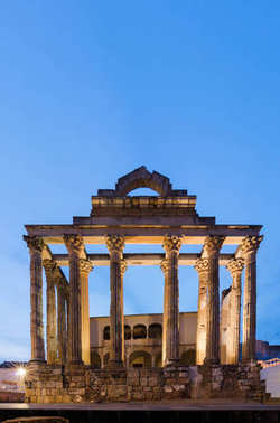 Roman temple of Diana