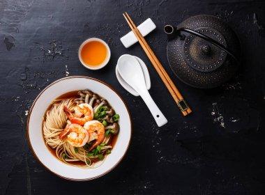 Asian Ramen noodles