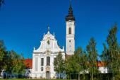 Fotografie barocke marienmünsterkirche, diessen, ammersee, bayern, deutschland