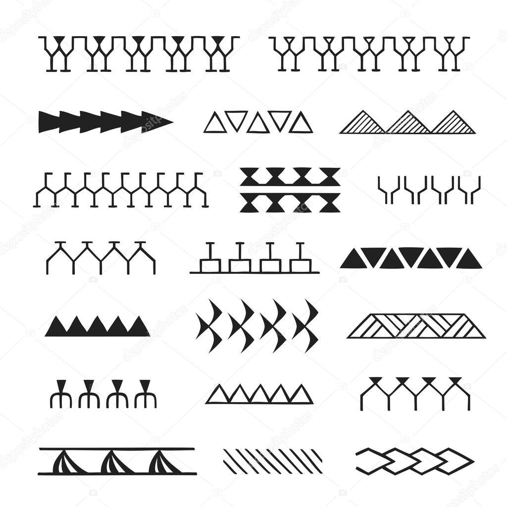 Maori Tattoo Meanings And Symbols: Polynesischen Tattoo Indigenen Primitive Ar