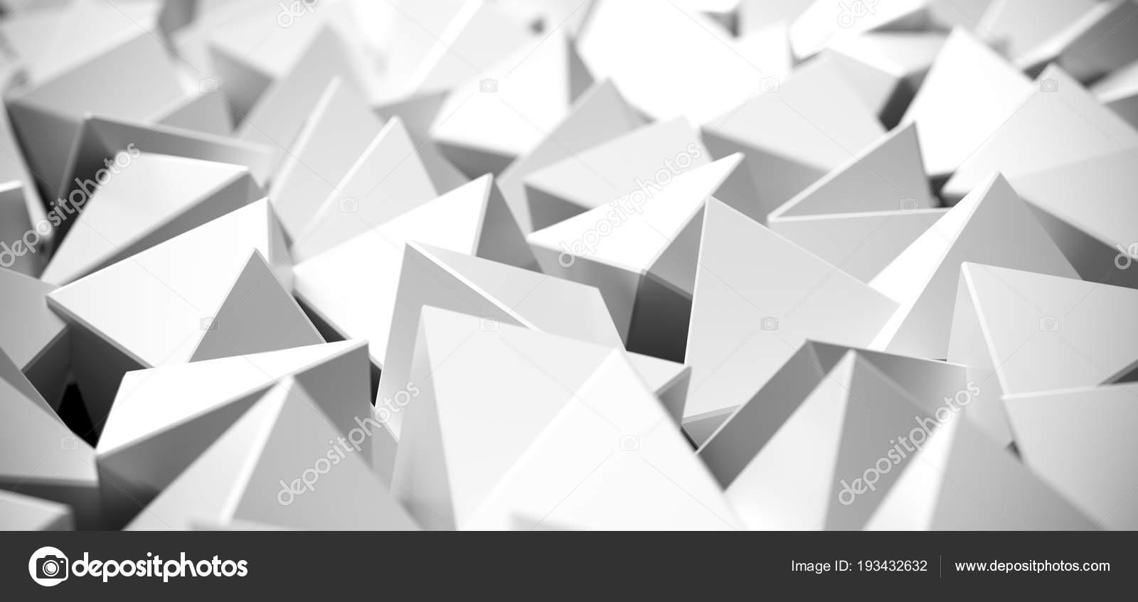 03725c8b1a2 Fondo abstracto de pirámides — Foto de stock © ivanmollovPhoto ...