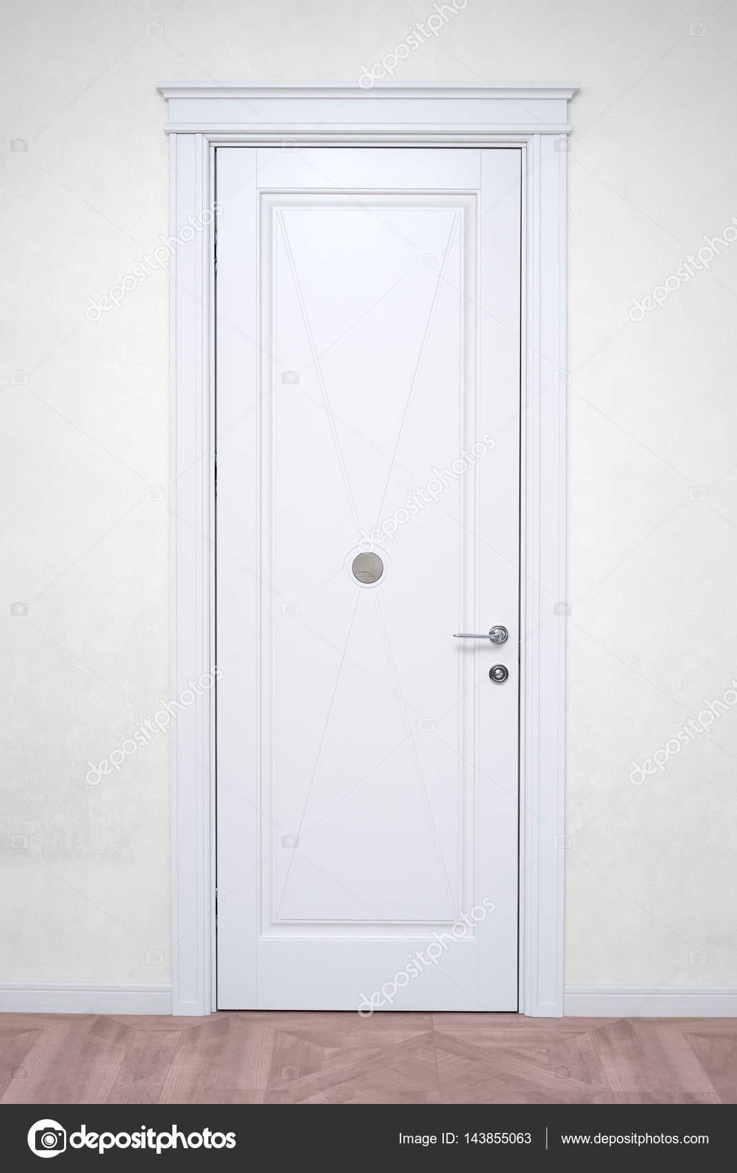 Le porte interne bianche — Foto Stock © Himchenko #143855063