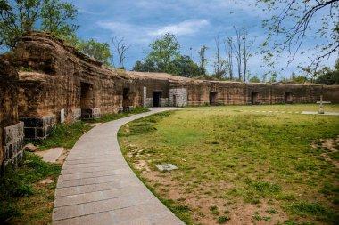 Zhenjiang Jiao Shan ancient fort