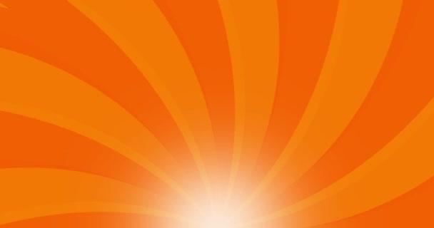 4 k vintage grunge oranžové radiálních liniích pozadí.