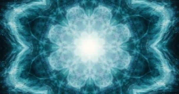 Koncept energie duše. Abstraktní dramatické pozadí. Prostor, meditace, relaxace.