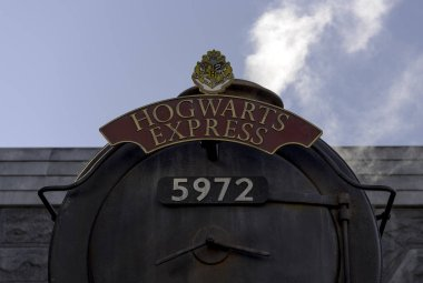 the Hogwarts Express Train