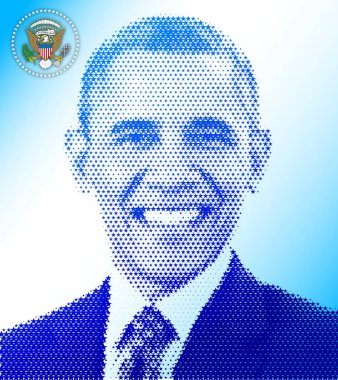 UNITED STATES OF AMERICA - 2016 - Barack Obama US President 2009 - 2016