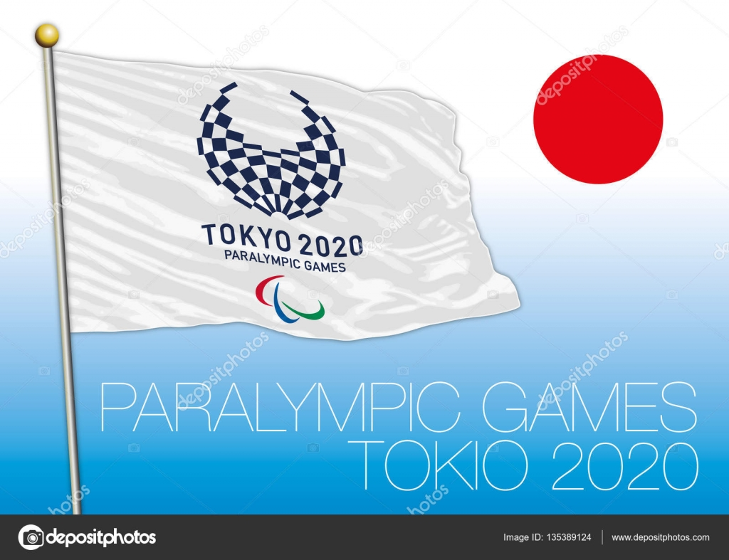 Games Coming Out In August 2020.Tokio Japan August 2020 Preparation For The Paralympics