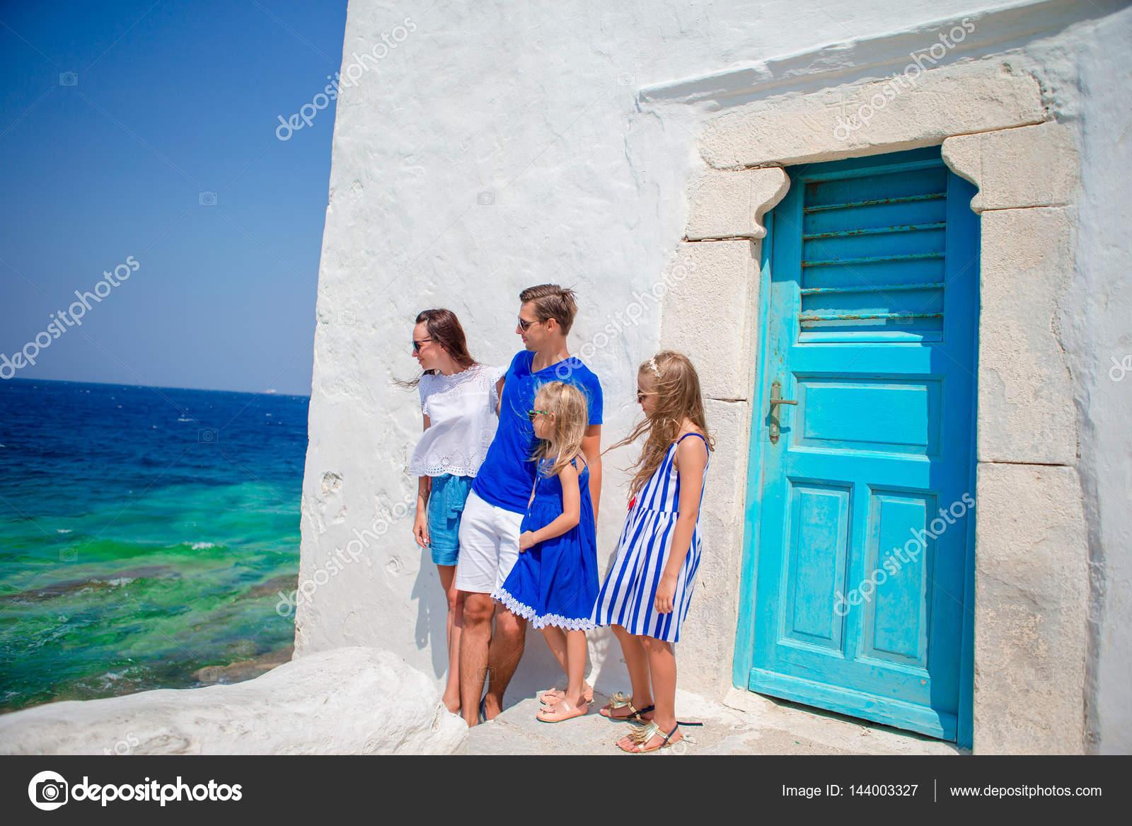 vacances en europe en famille