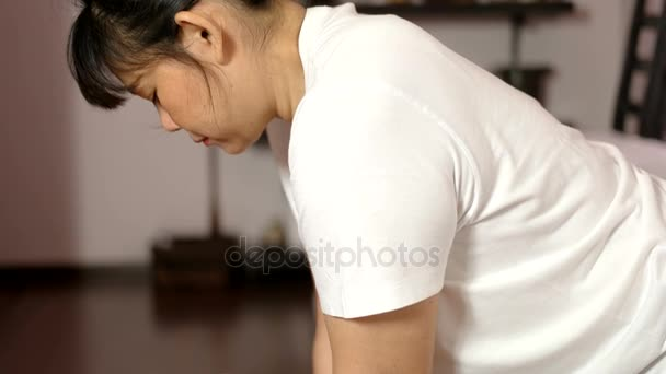 Thajská masáž pro léčení a relaxace
