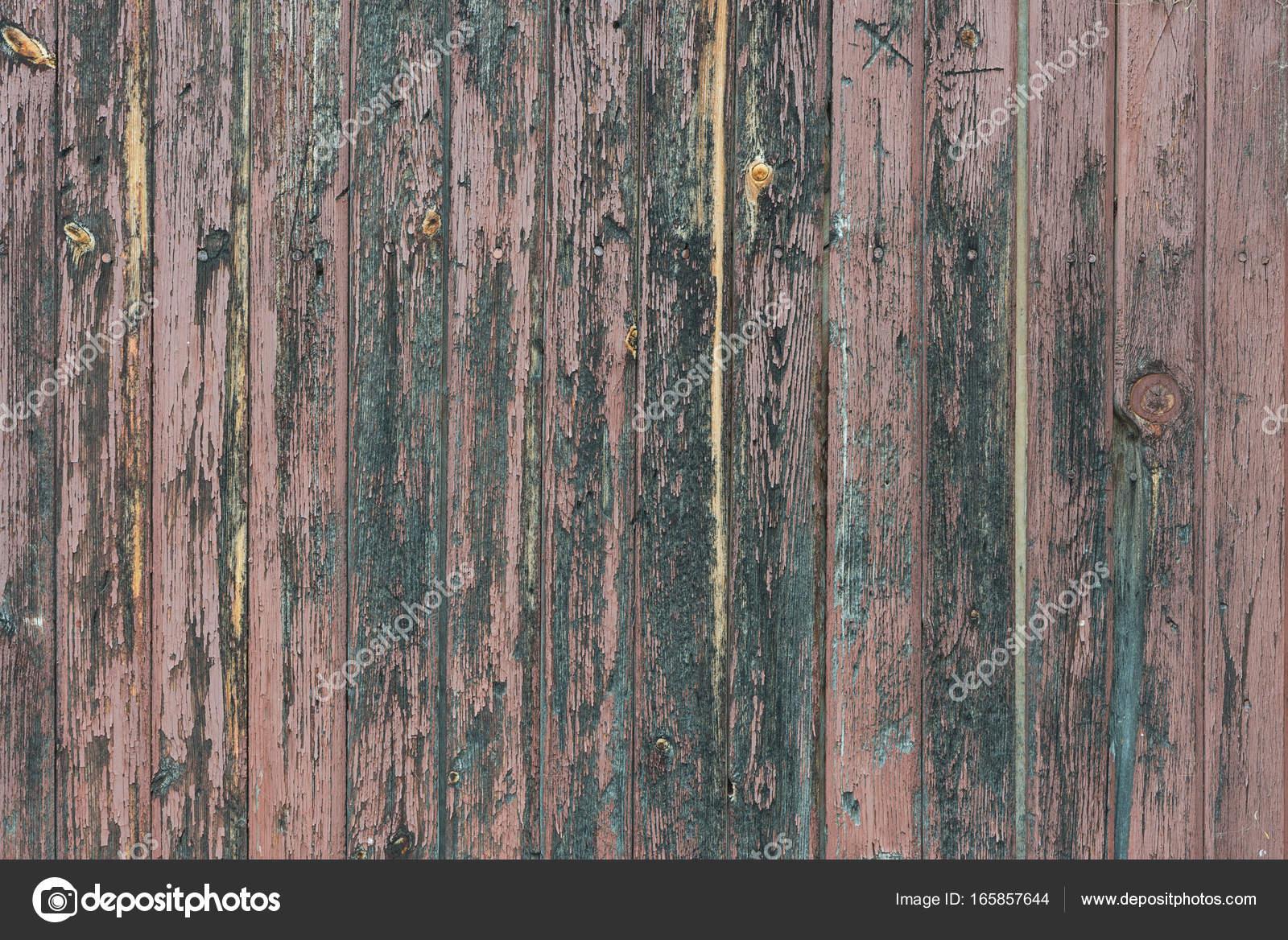 Fondo en estilo rústico de viejas tablas pintadas madera desnudas ...
