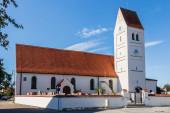 Gemeinde Germering, Landkreis Fürstenfeldbruck, Oberbayern, Deutschland: Kirche, Kirche St. Jakob