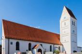 Gemeinde Germering, Landkreis Fürstenfeldbruck, Oberbayern, Deutschland: katholische Kirche, Kirche St. Jakob
