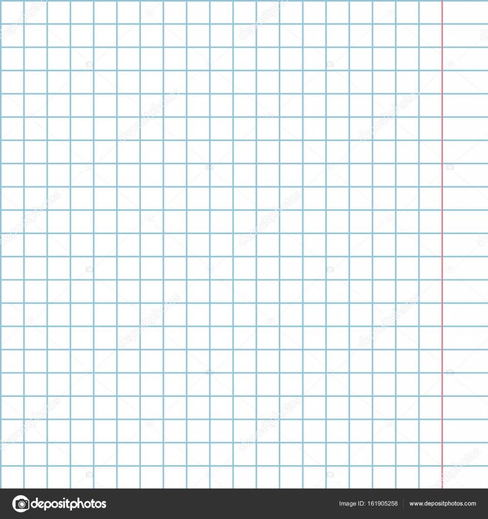 Hoja Cuadriculada Para Dibujo Tecnico Hoja De Cuaderno De La