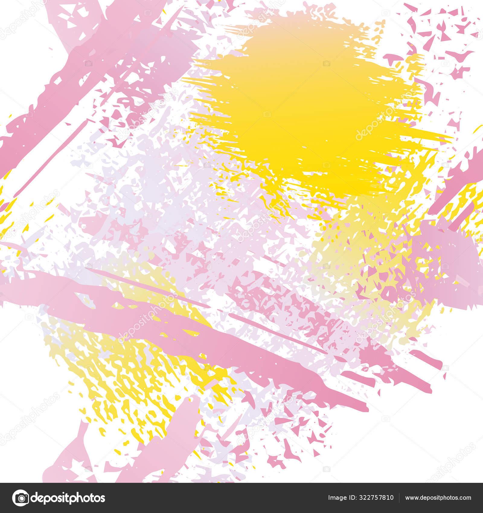 Worn Texture Splatter Surface Paint Endless Stock Vector C Asha801209 322757810
