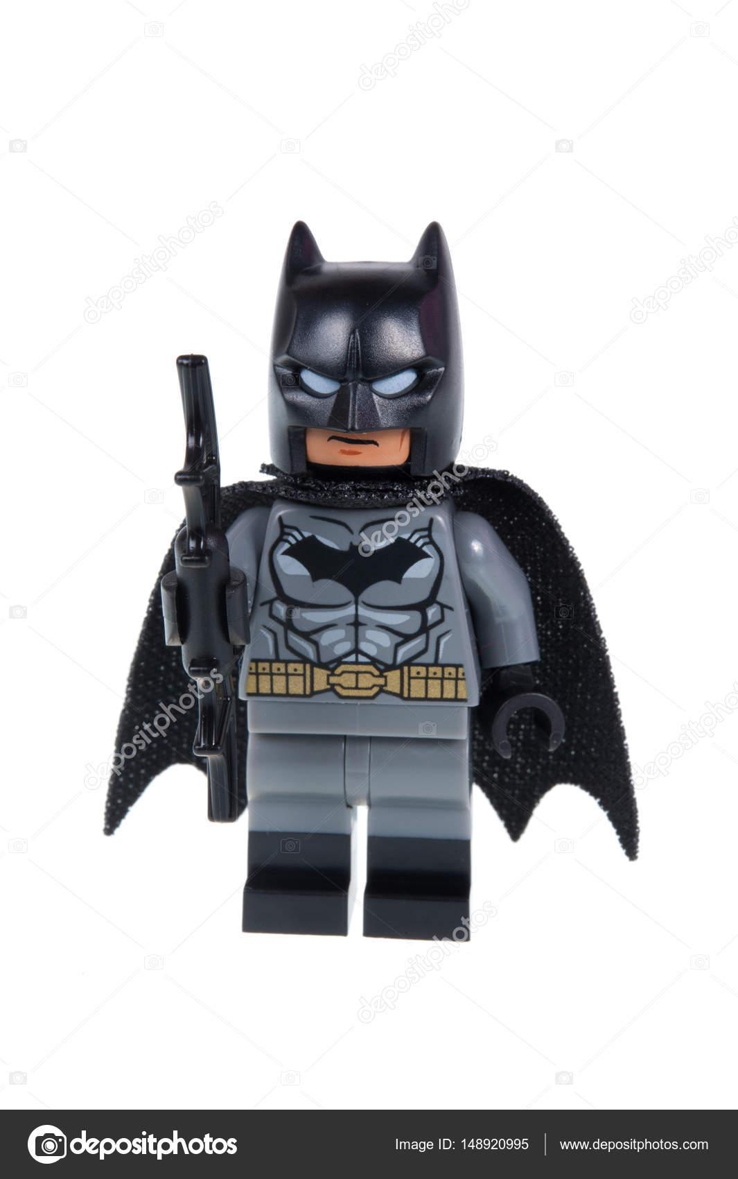 バットマンのレゴ ミニフィギュア ストック編集用写真 ctrphotos