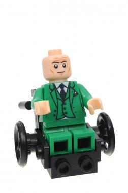 Professor Xavier Lego Minifigure