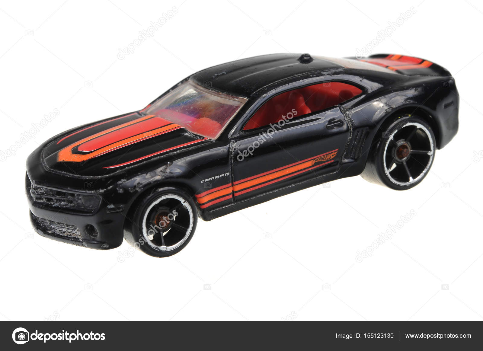 Vector Camaro Ss 2010 Camaro Ss Hot Wheels Juguete Fundido A