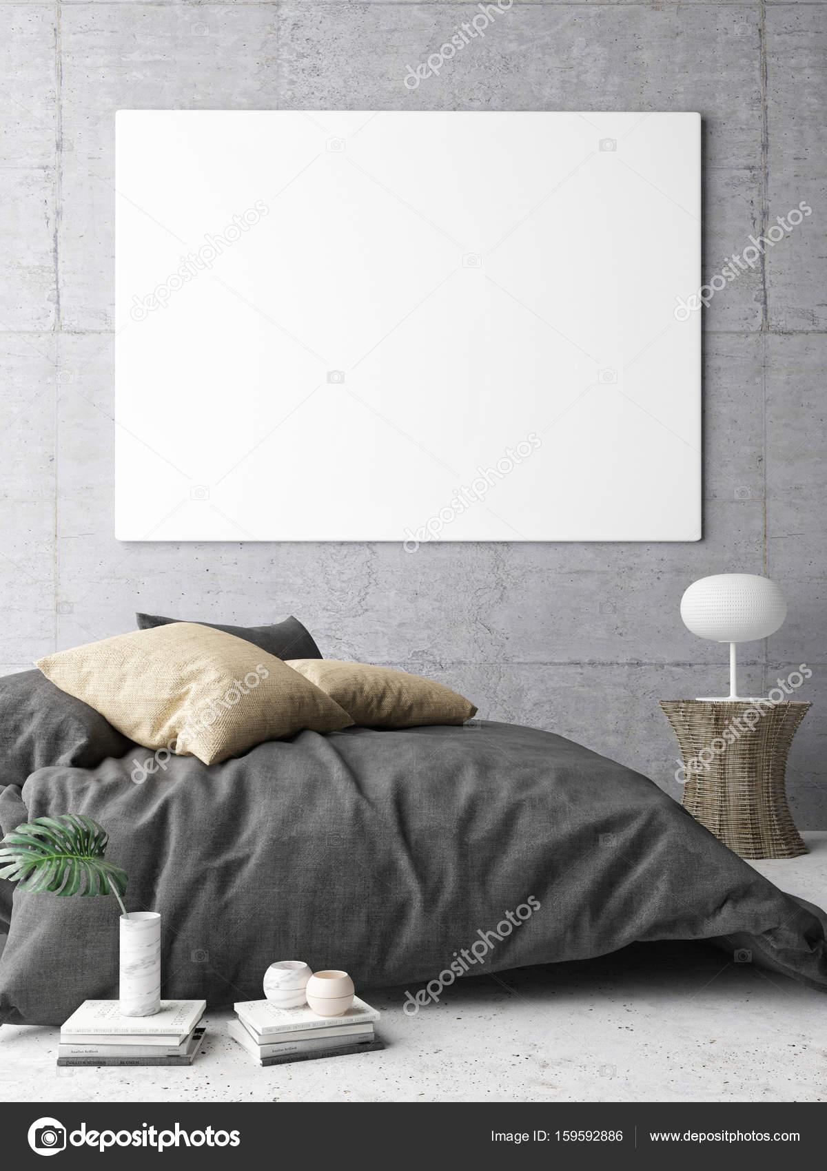 https://st3.depositphotos.com/2332949/15959/i/1600/depositphotos_159592886-stockafbeelding-poster-in-hipster-slaapkamer.jpg