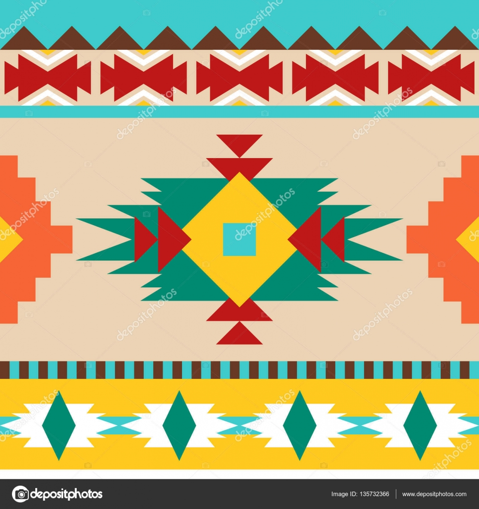 pattern elements of traditional native
