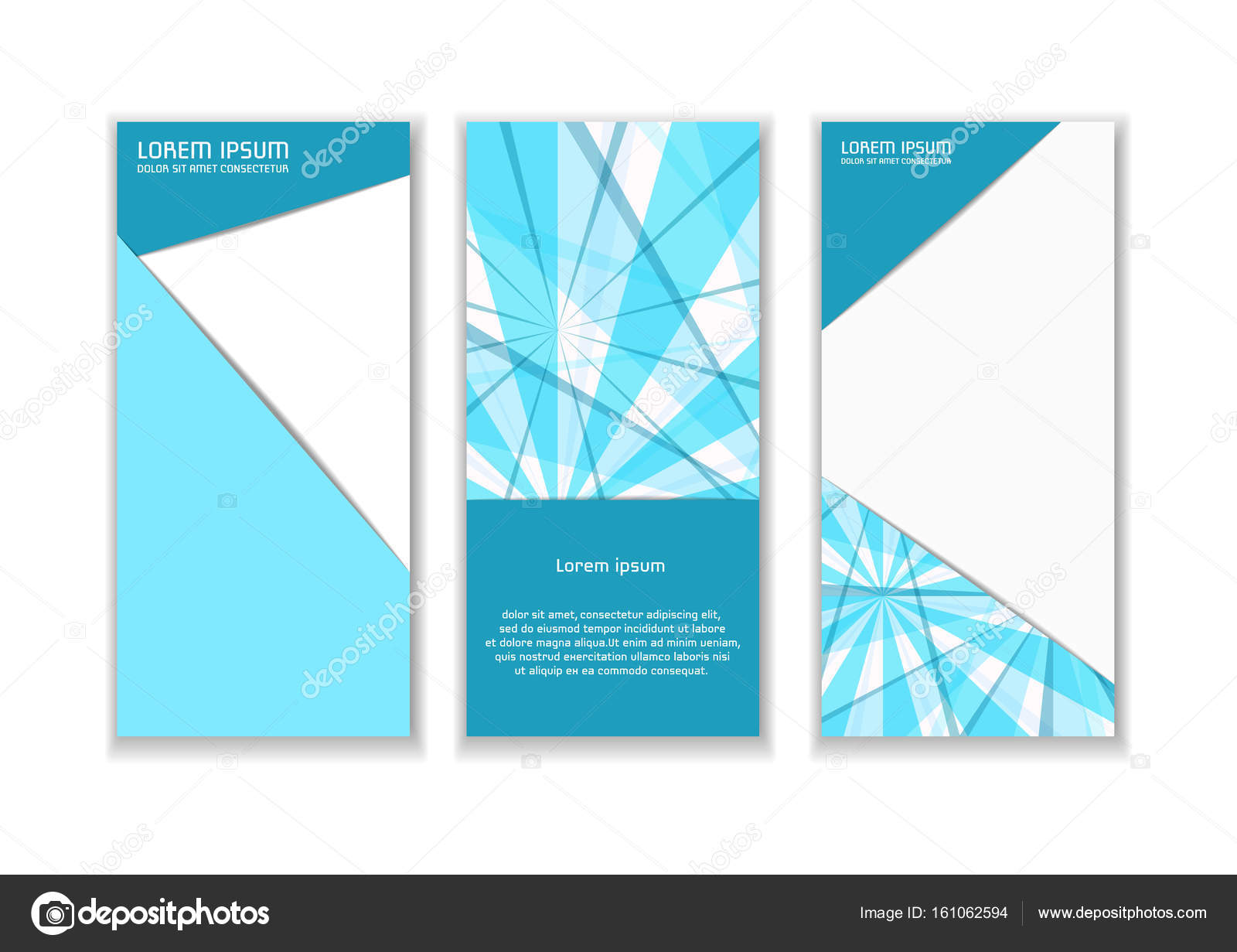 leaflet template abstract dynamic background design web mail