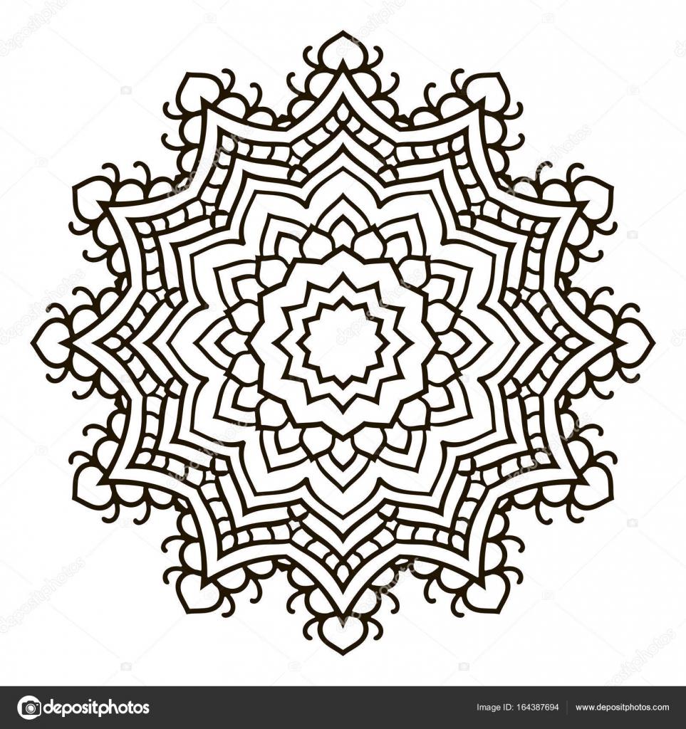 Dibujo En Blanco Y Negro Faciles