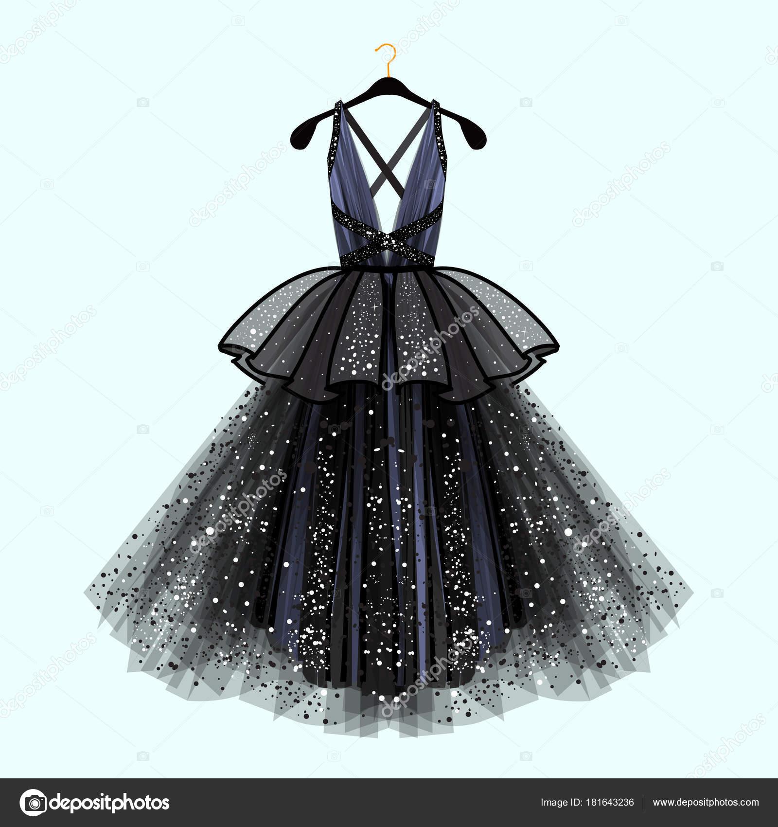 ゴージャスなパーティー ドレス 派手な装飾が施されたパーティー ドレス