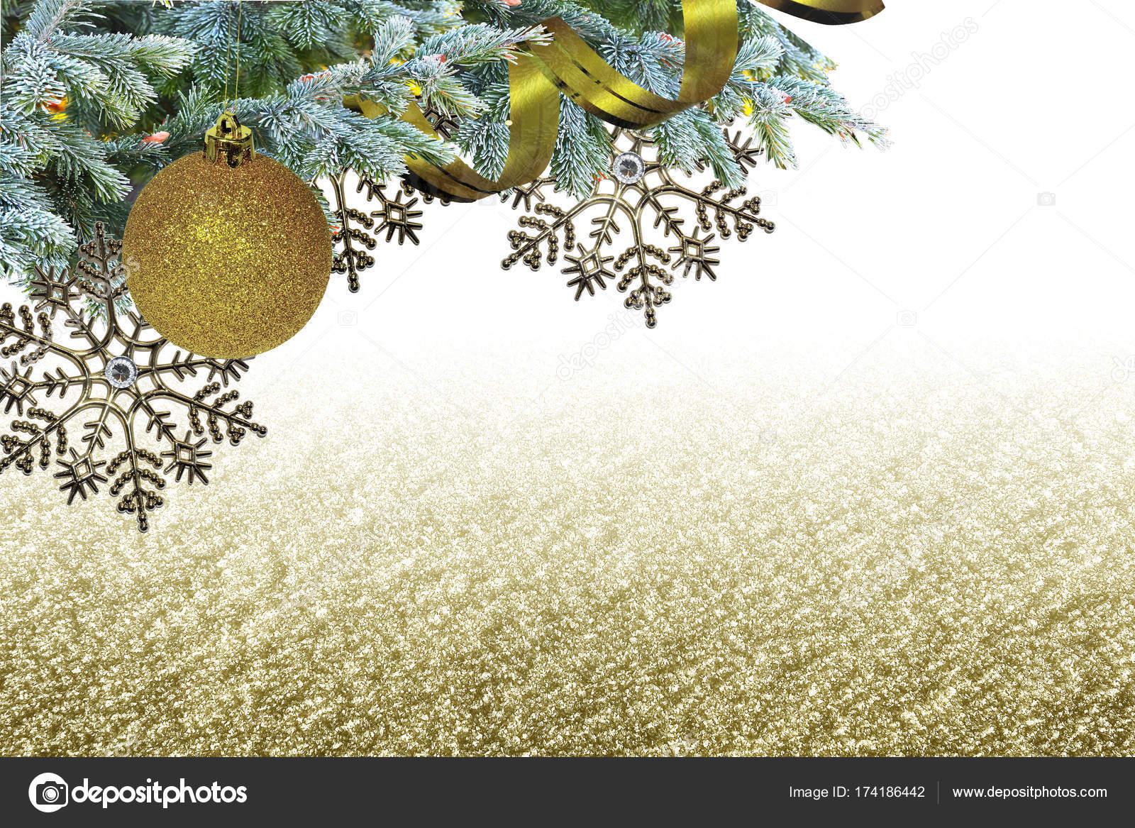 Elegante Weihnachten Grenze Design-Vorlage — Stockfoto © Ruvo233 ...