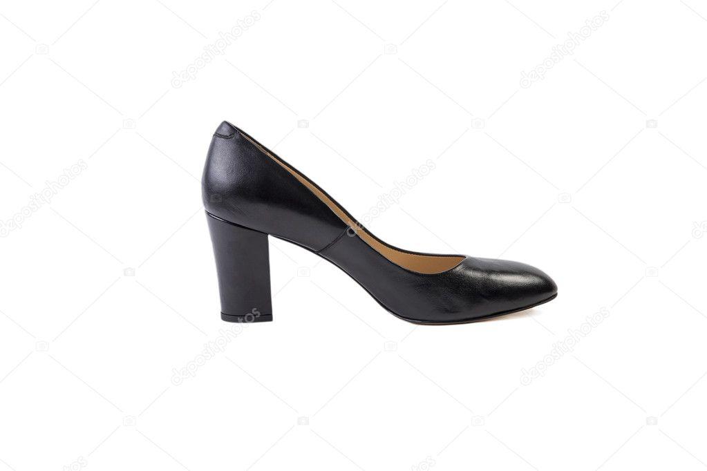 ad3ea1ecf4 Primavera de sapatos femininos, loja on-line — Fotografias de Stock ...