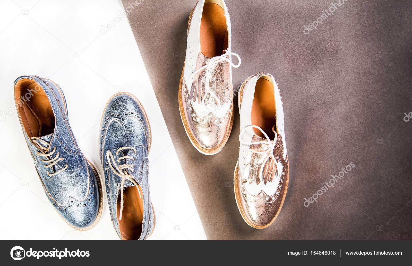 sports shoes 5b36c 4b68e Elegante Damenschuhe und Blumen, Bronze Schuhe blau Schuhe ...