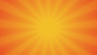 Radiance background vector illustration, web banner design, adve