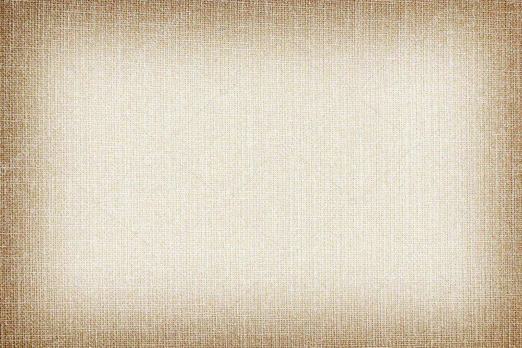 Texture de lin naturel pour le fond. Couleur marron — Photographie ...