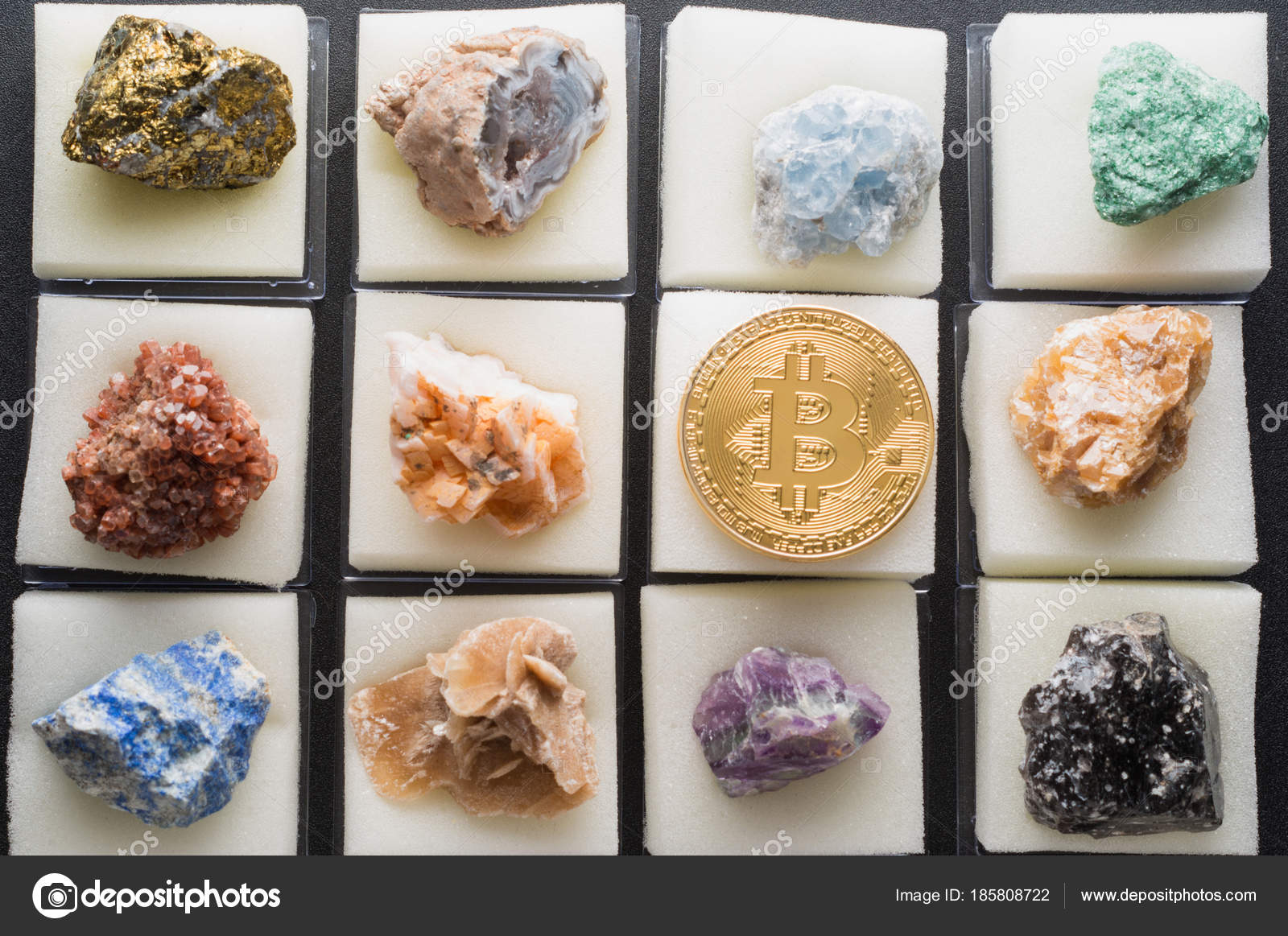 sparrer mineralien mining bitcoins