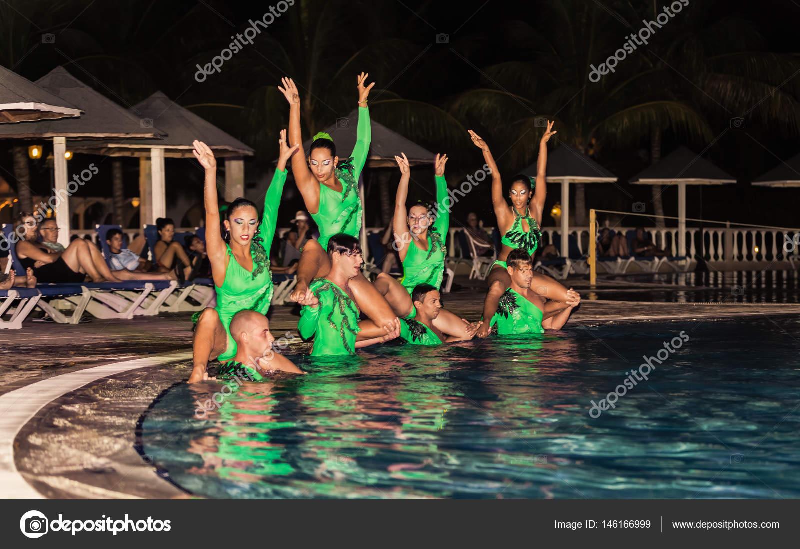 Hire Water Bowl Gymnast   Hand Balancing Act  Aerial