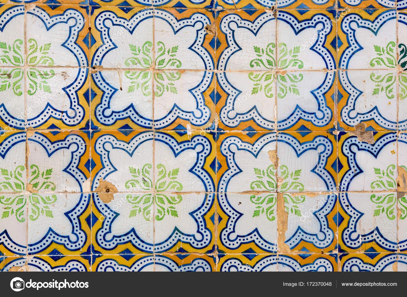 Azulejos De Cer Mica Tradicional T Pico Azulejos De El