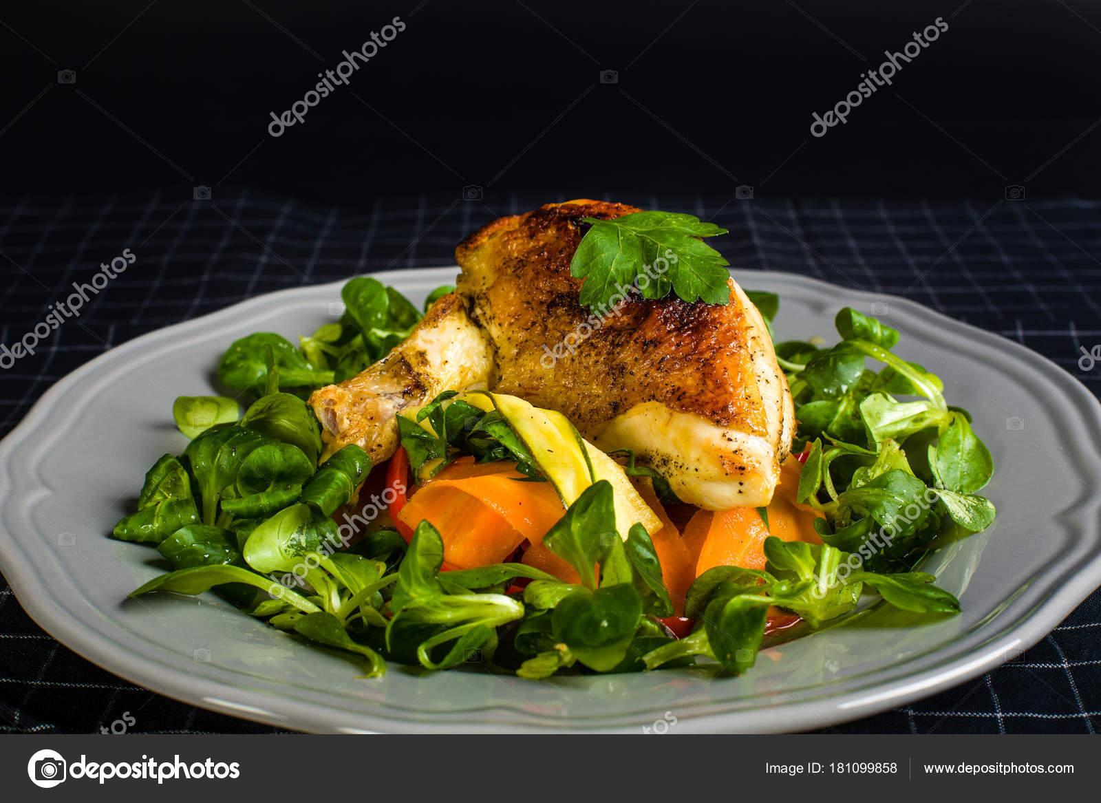 kuřecí supreme