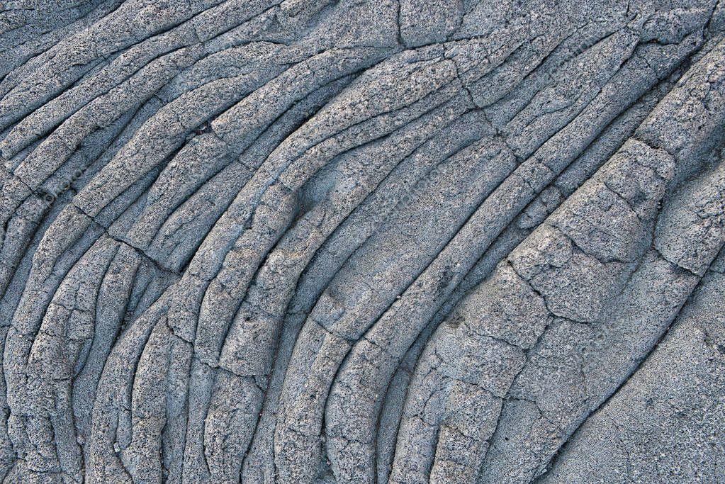 cold volcanic lava rock ground texture