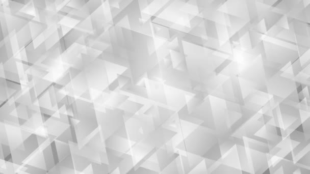 Abstract geometric triagle shape with light flare on background.