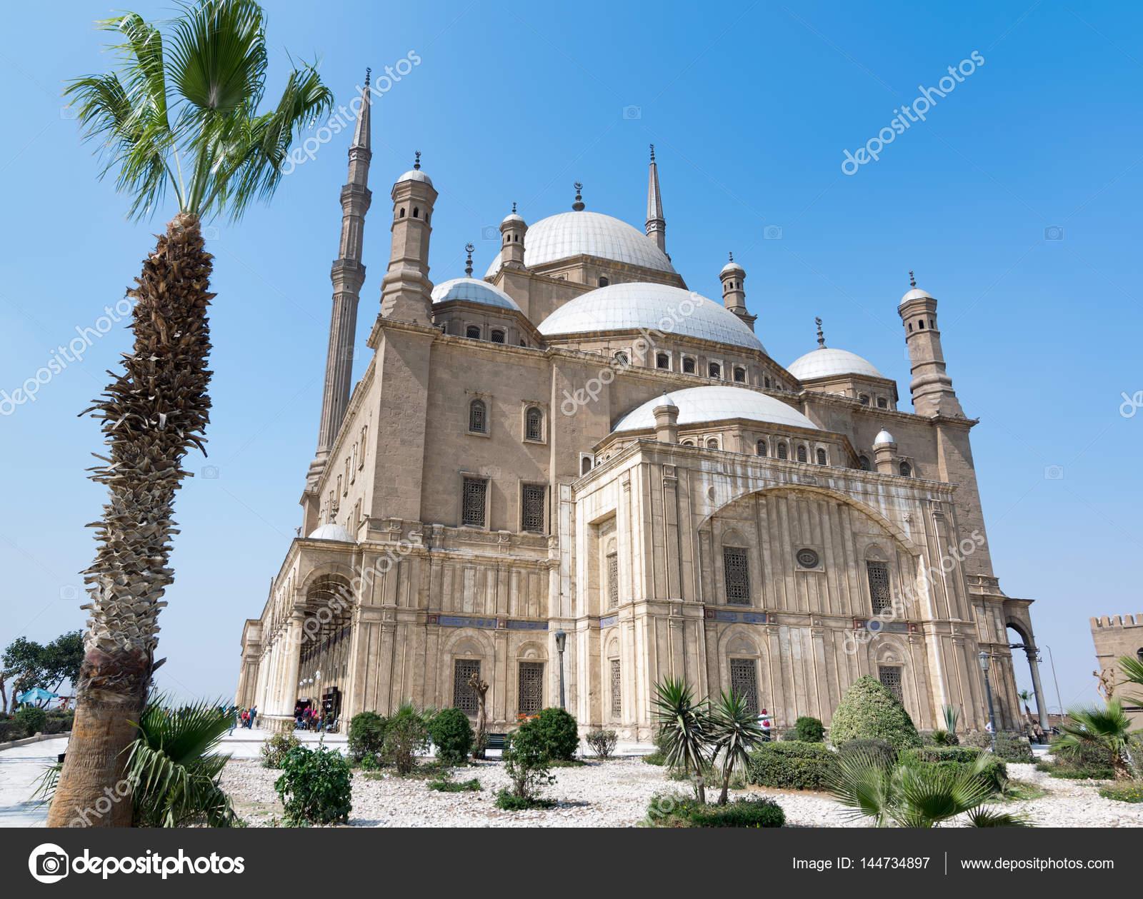 die gro e moschee von muhammad ali pasha alabaster moschee befindet sich in der zitadelle von. Black Bedroom Furniture Sets. Home Design Ideas