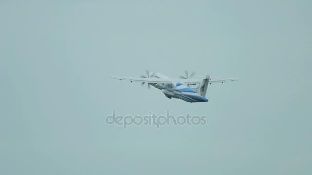 Bangkok Air Atr-72 wegfliegen