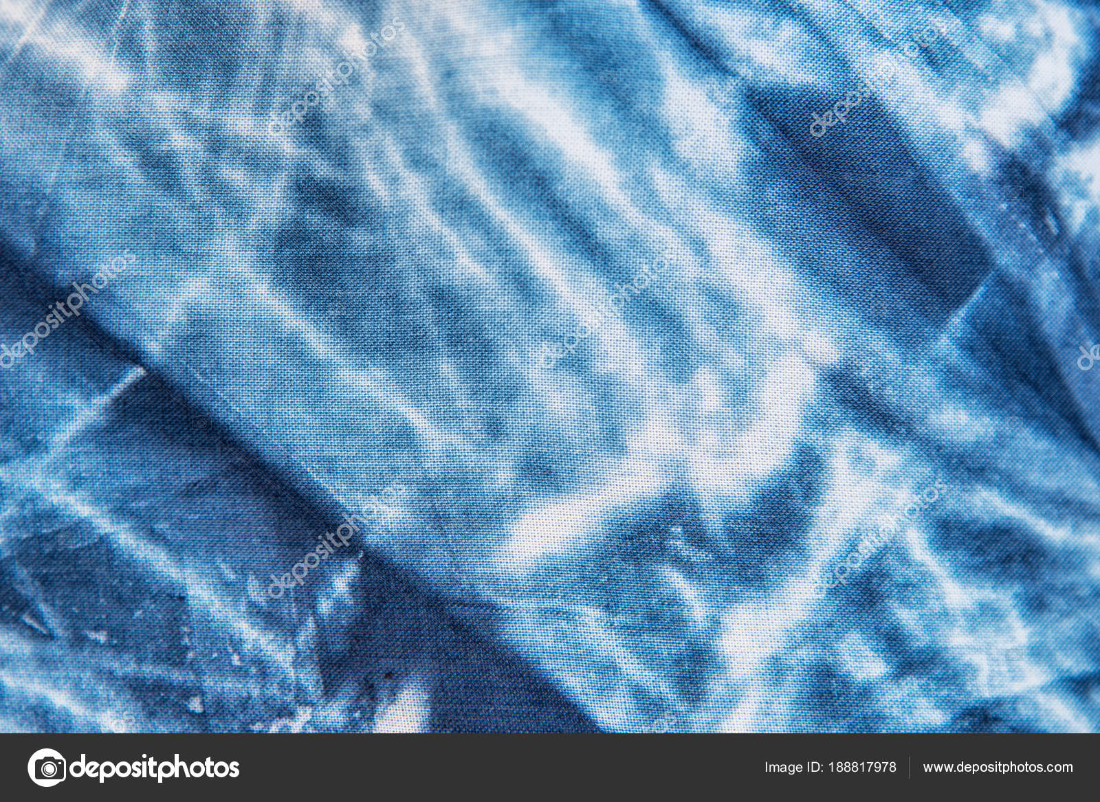 6689a999 Texture of tie dye. — Stock Photo © nuwatphoto #188817978