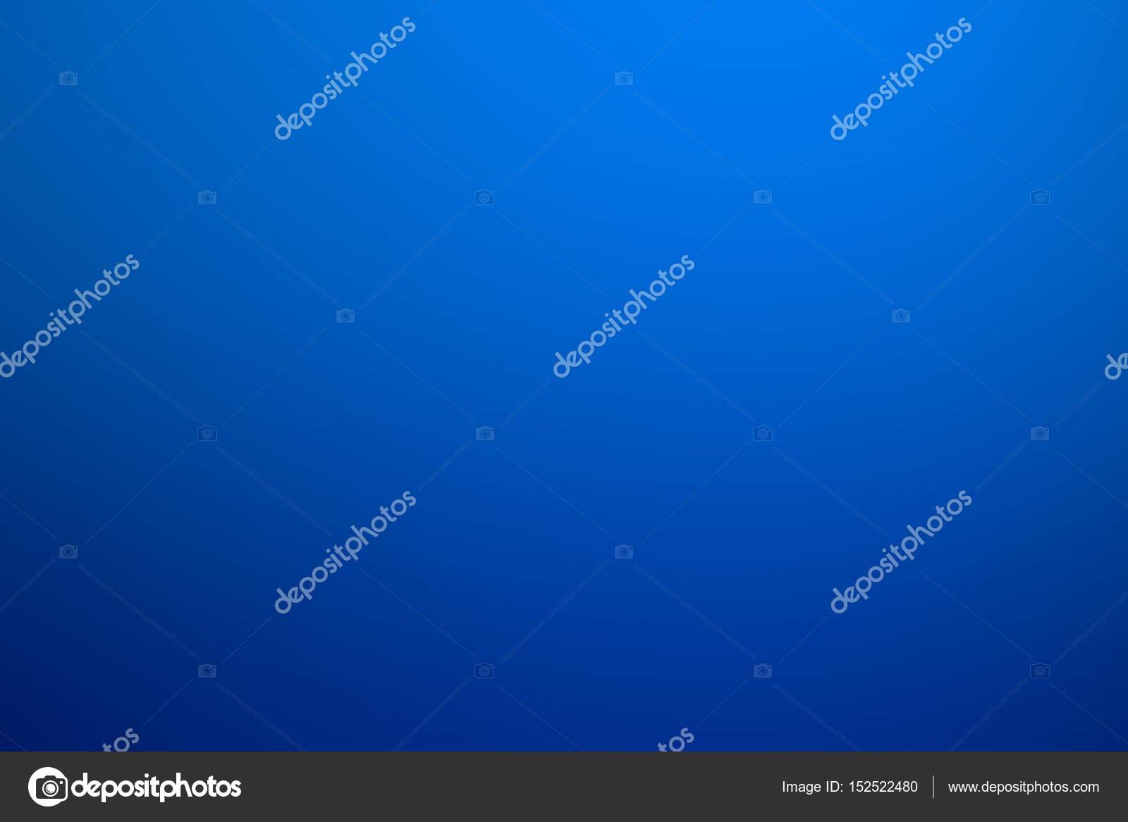 Astratto Sfondo Sfumato Liscia Di Colore Blu Foto Stock