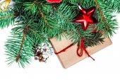 Christmas dreeting card