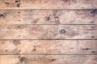 Closeup of old natural wood