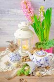 Jarní květinové Zátiší s hyacinth